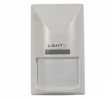 Light & Motion Sensor - Webseite